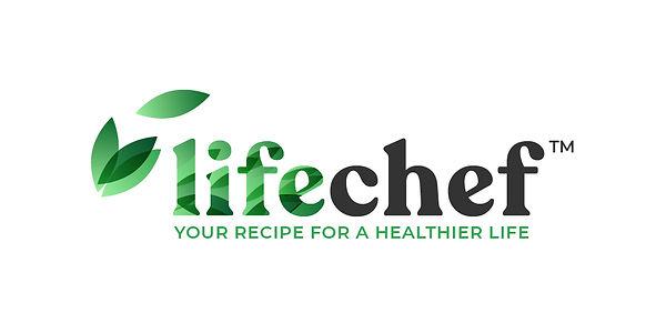 Логотип LifeChef цвет