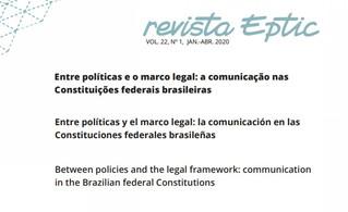 A comunicação nas Constituições federais brasileiras