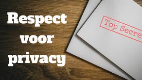Privacy by Design (deel 6): Respect voor gebruiker privacy