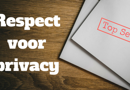 Privacy by Design (deel 6): Respect voor gebruiker privacy