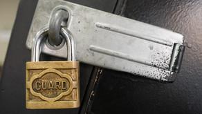 Uw wachtwoord, de eerste verdedigingslinie