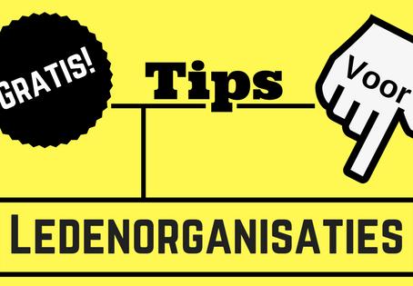 15 Gratis online tools & tips voor ledenverenigingen (deel 2)