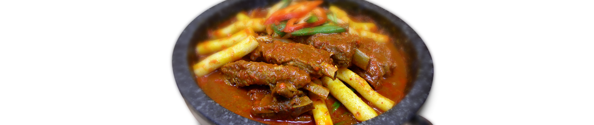 Braised Spicy Pork Ribs