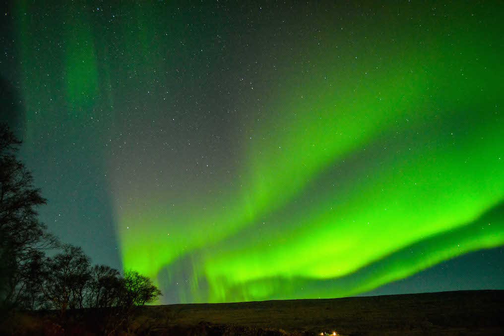 Iceland - Northern Lights 3