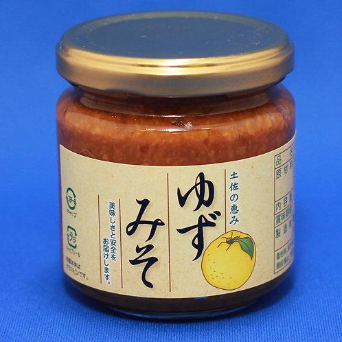 ゆず味噌 3個入りセット (税込・送料込価格)