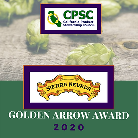 Sierra Nevada Brewing Co - 2020 Golden A