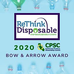 Rethink Disposable - 2020 Bow & Arrow Aw