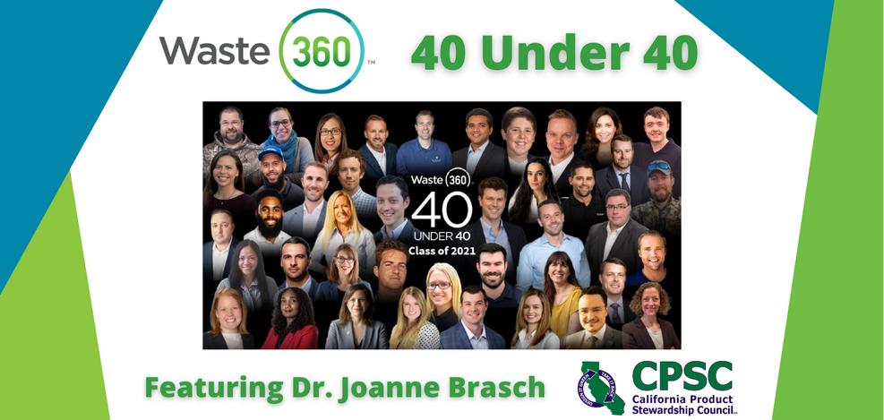 Waste360 40 Under 40 Front Page Slide FI