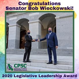 Wieckowski Leg Award.png