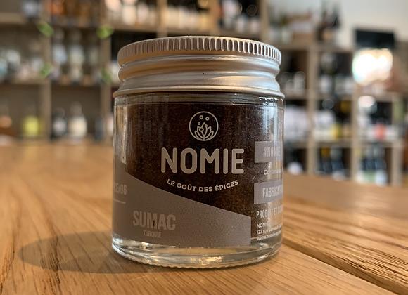 Nomie épice n°6 - Sumac 16g