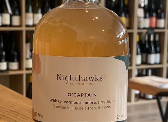 Cocktail O'Captain - Nighthawks (500ml)