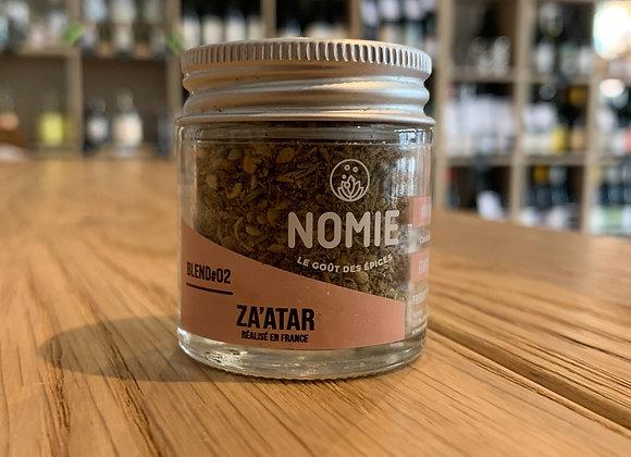 Nomie blend n°2 - ZA'ATAR 10g