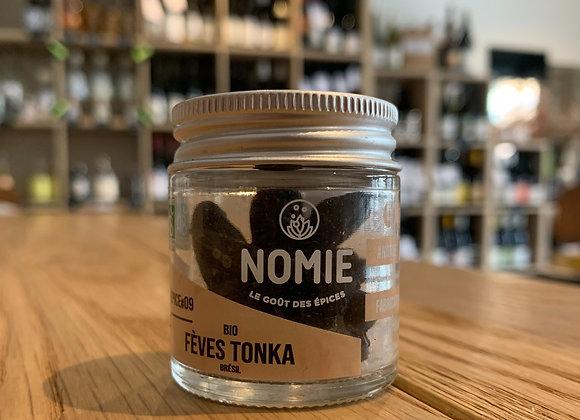 Nomie épice °9 - Fèves tonka Bio 10g