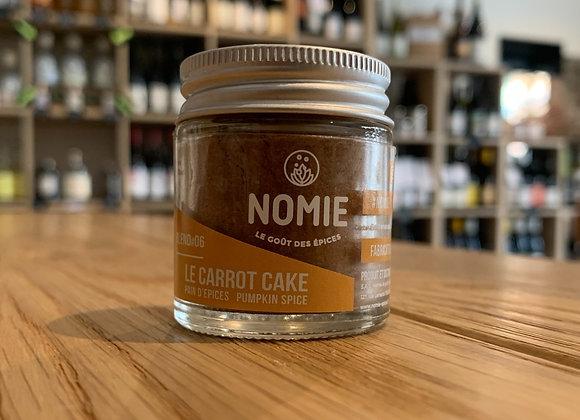 Nomie Blend n°6 - Le carrot cake 16g