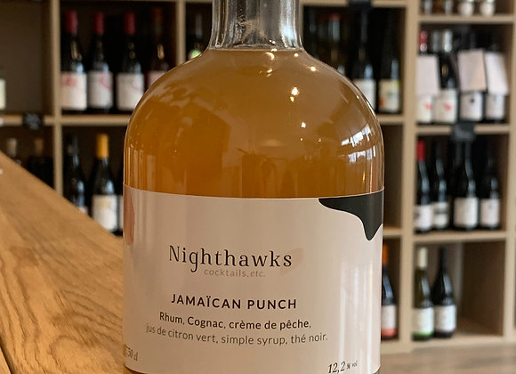Cocktail Jamaïcan Punch - Nighthawks (500ml)