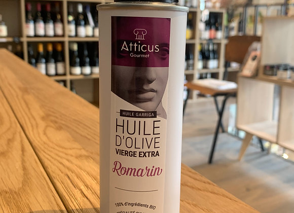 Huile d'olive extra vierge - Romarin (250ml)