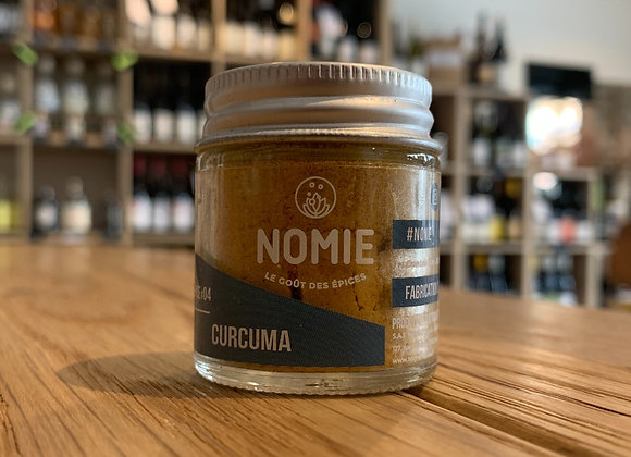 Nomie épice n°4 - Curcuma 20g