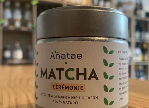 Matacha Anatae - Cérémonie 30g