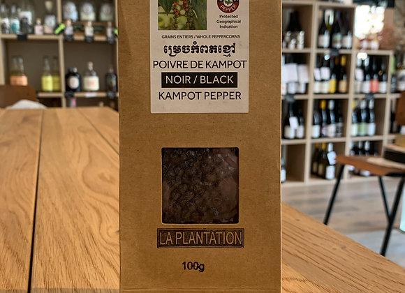 Poivre de Kampot noir - 100g