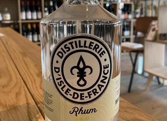 Rhum RML 43 - La distillerie d'Isle de France (700ml)