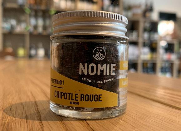 Nomie piment n°1 - Chipotle Rouge 10g