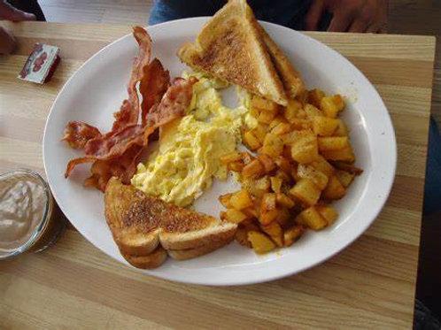 Homestyle Breakfast