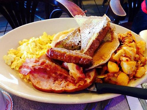 Trucker Breakfast Special