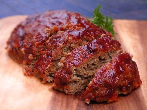 Meatloaf & Mashed