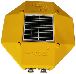 EcoSAT GOLD Satellite water tank trough darm irrigation monitoring hardware