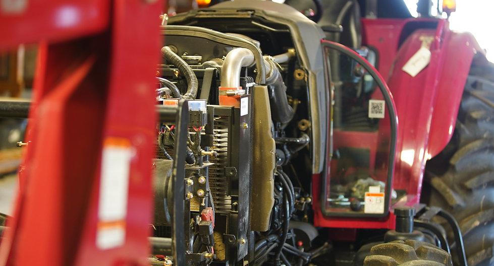 K2 Mahindra Engine
