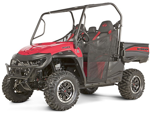 2019 Mahindra Retriever 1000 Gas Standard