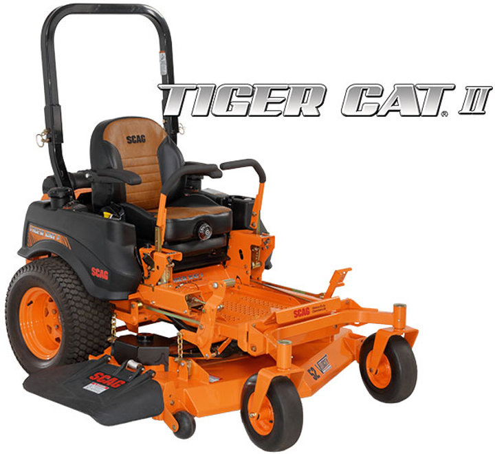 2019 Scag Tiger Cat II 61