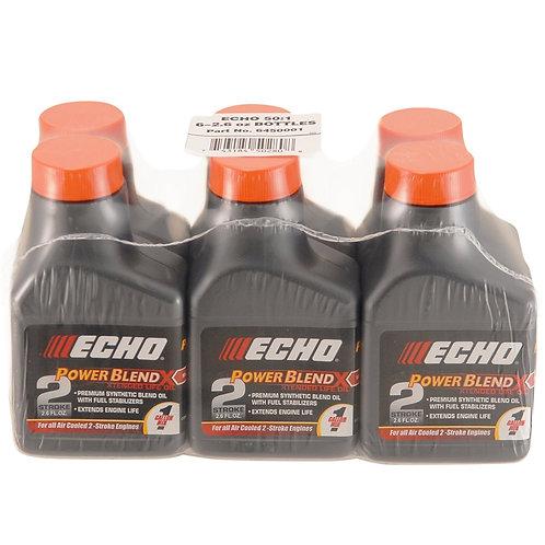 Echo Power Blend Universal 2-Stroke Oil-2.6 oz