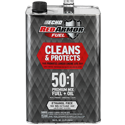 Echo Red Armor 50:1 Fuel 1 Gal - Case of 4