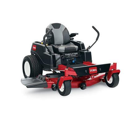 """Toro 50"""" 24.5 hp TimeCutter MX5050 Zero Turn Mower"""