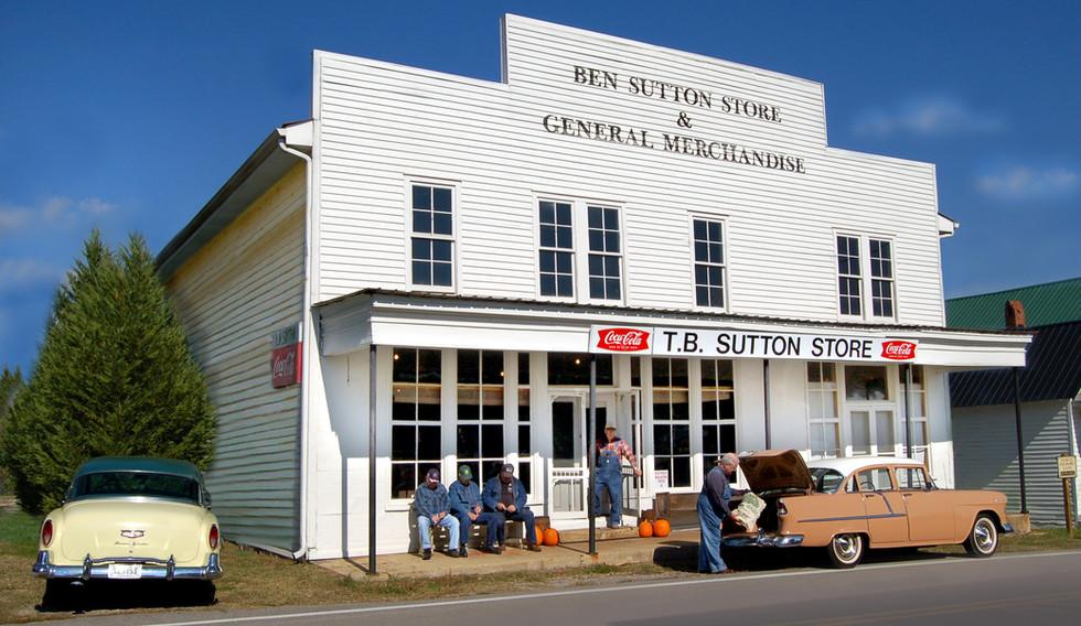 TB Sutton Store