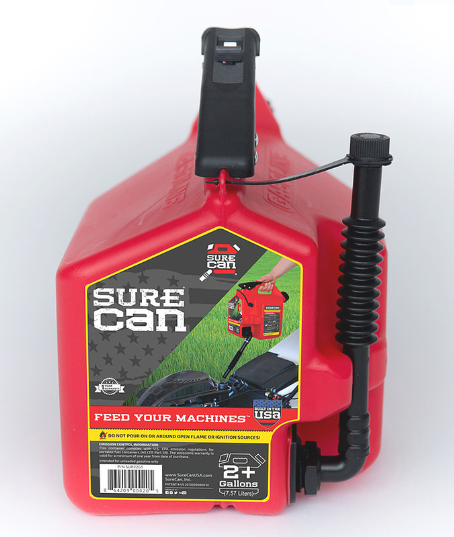 SureCan 2.2 Gallon-Gasoline