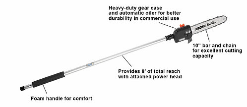 Echo Power Pruner® Attachment
