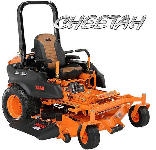 "2019 Scag Cheetah 61"" Velocity Plus-31hp Kohler Fuel Injection"