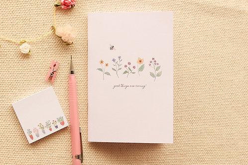 Caderninho A6 | Botânico