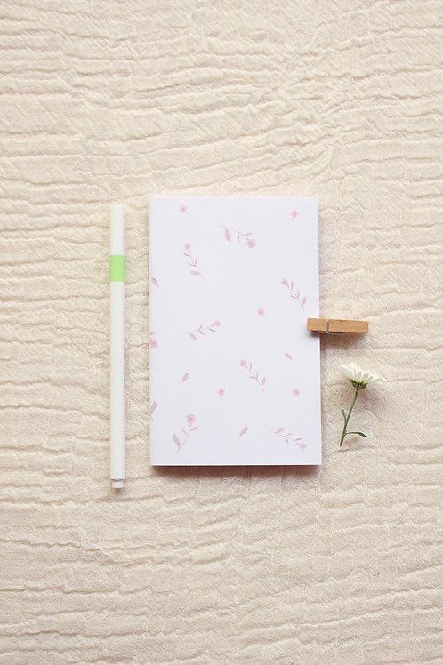 Caderninho A6 | Brisa Rosé