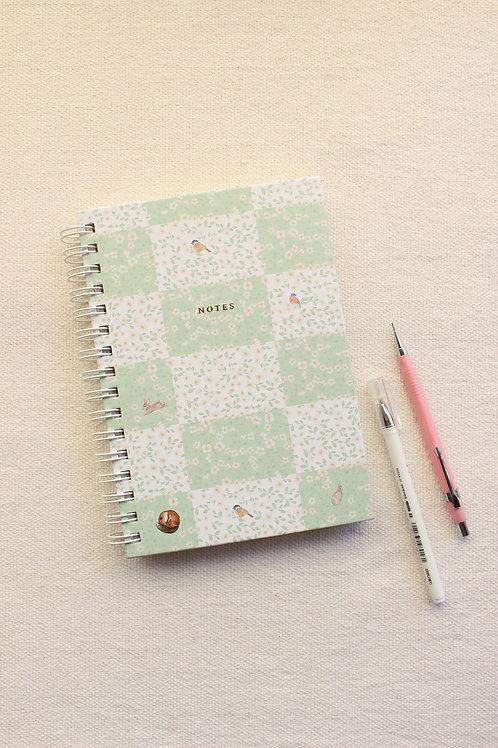 Caderno Pautado | Pic Nic