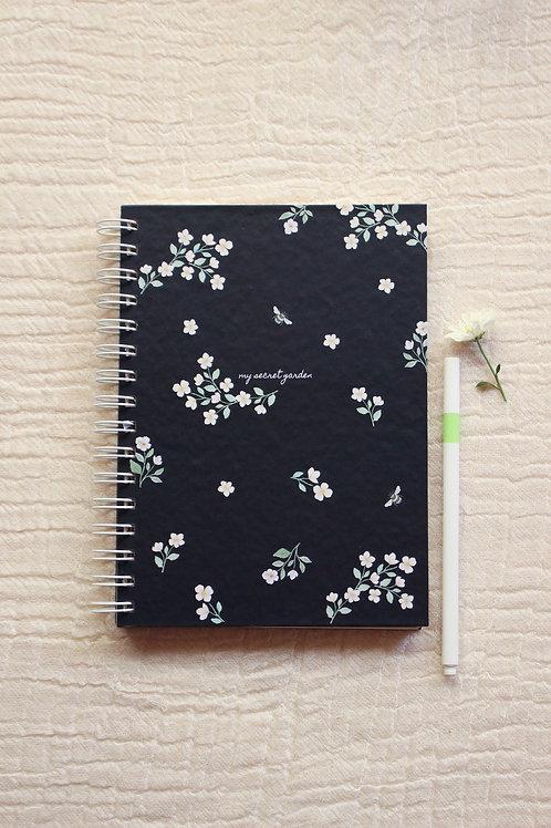 Caderno Dama da Noite