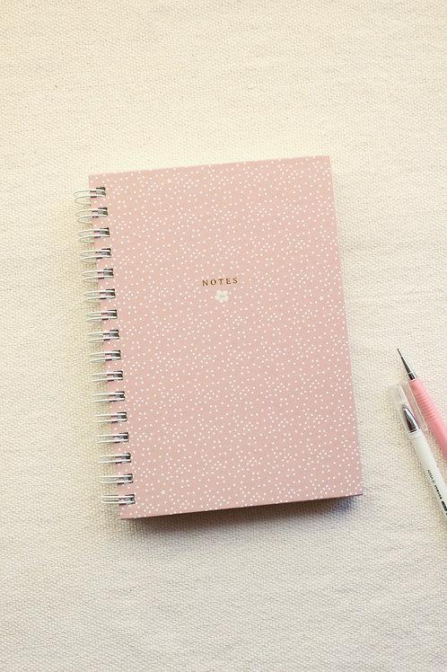 Caderno Pautado | Rosé