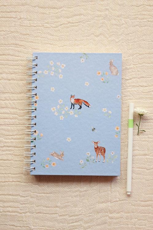 Caderno Floresta