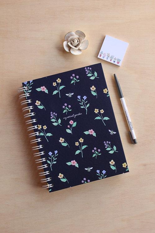 Caderno Jardim | Pautado