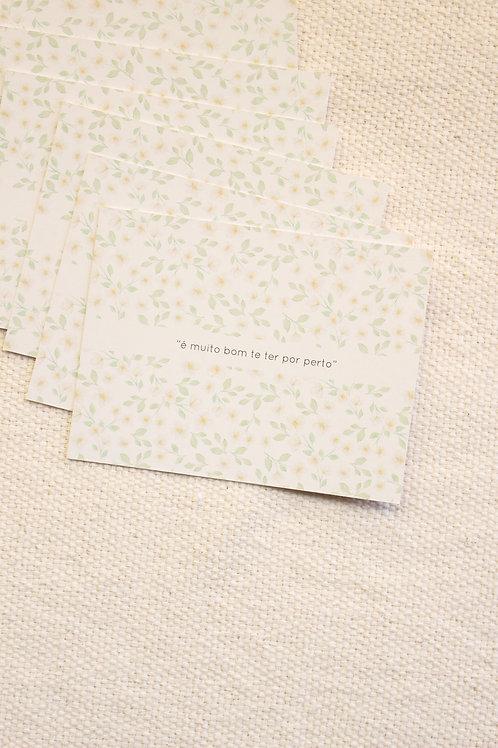 Conjuntinho Cartões Mini | Delizadezas