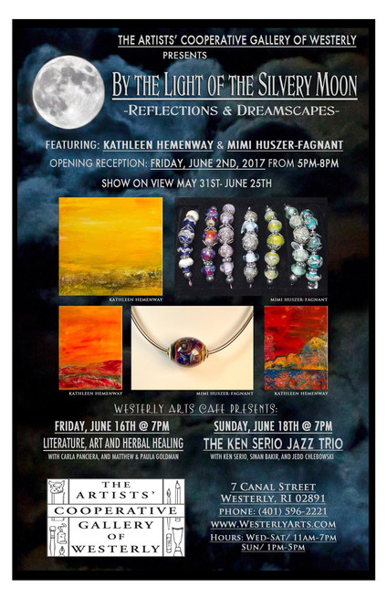 By the Light of the Silvery Moon: Featured Artist in Westerly Show