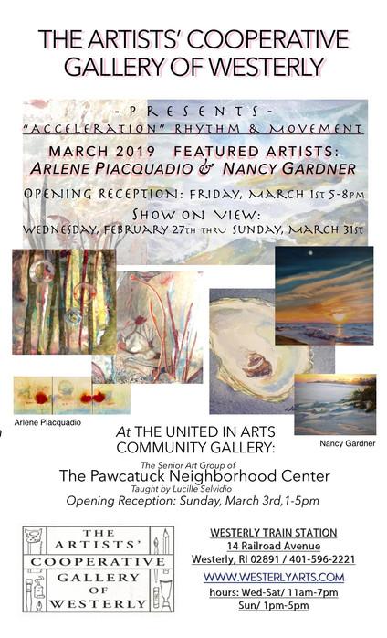 """Event: March Show """"Acceleration"""" Explores Rhythm & Movement"""
