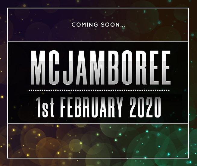 2020 McJamboree Ticket